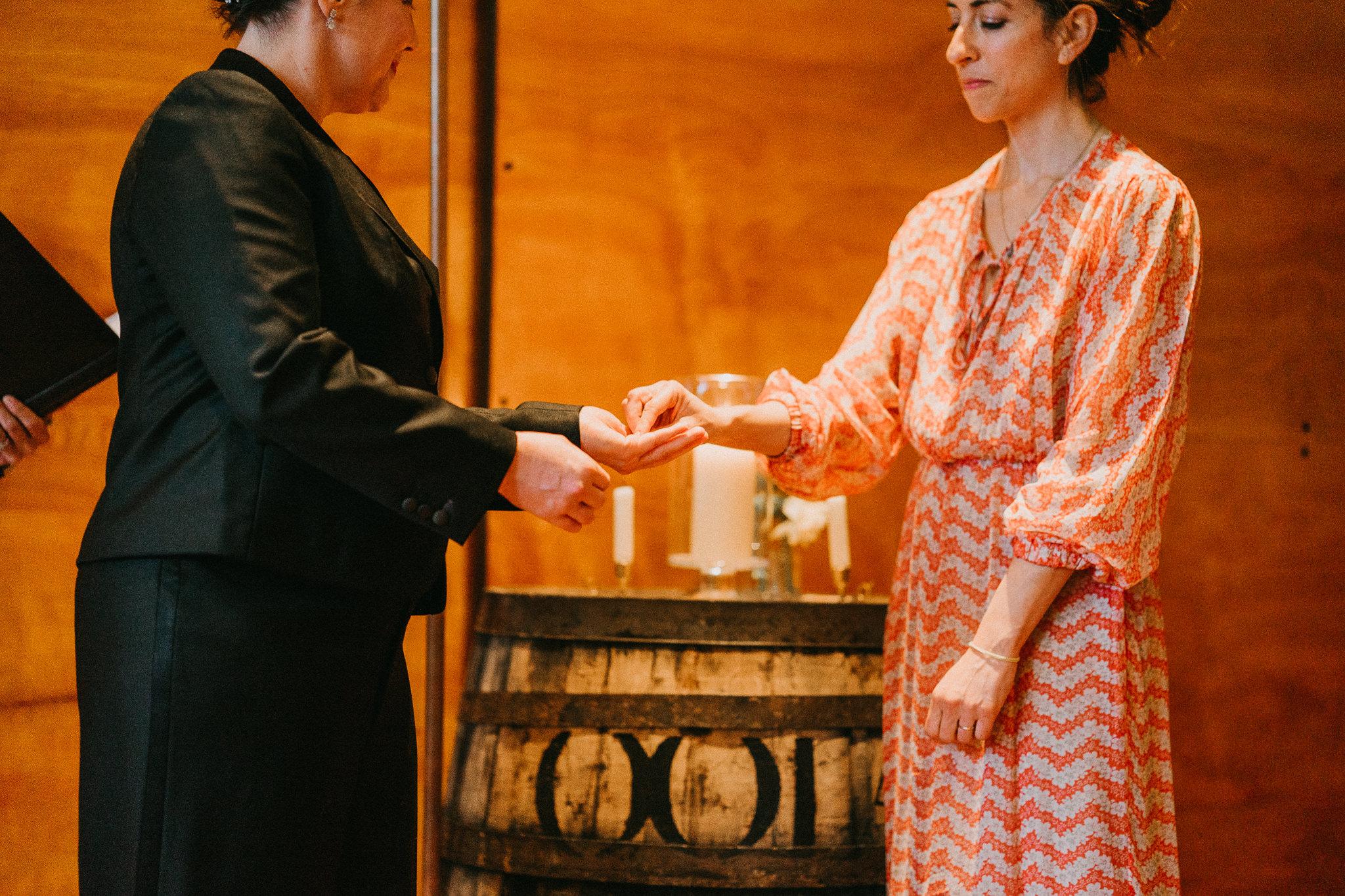Ring Bearer Bridesmaid 10 Degrees Seattle