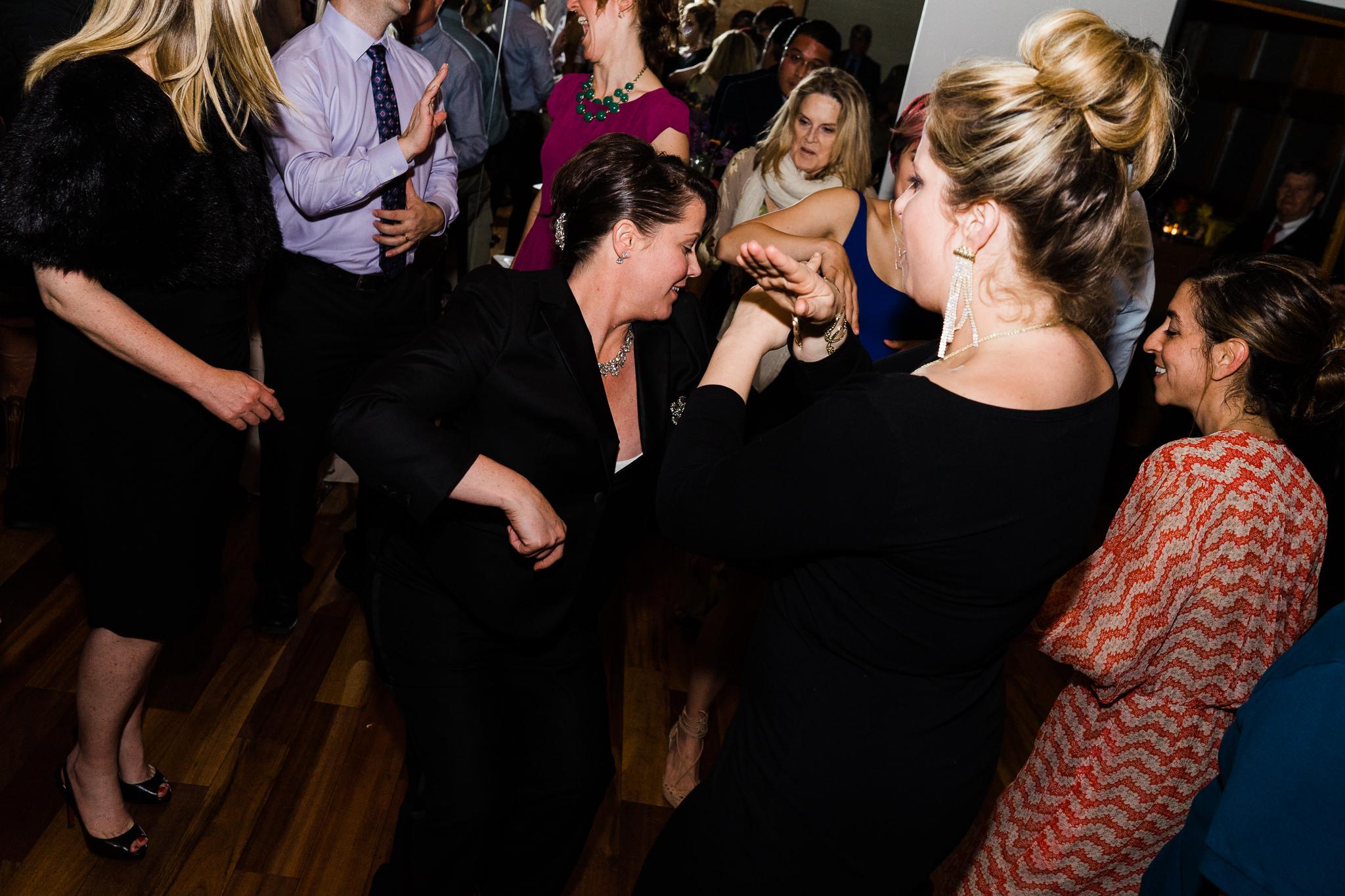 Reception Dance Same Sex 10 Degrees