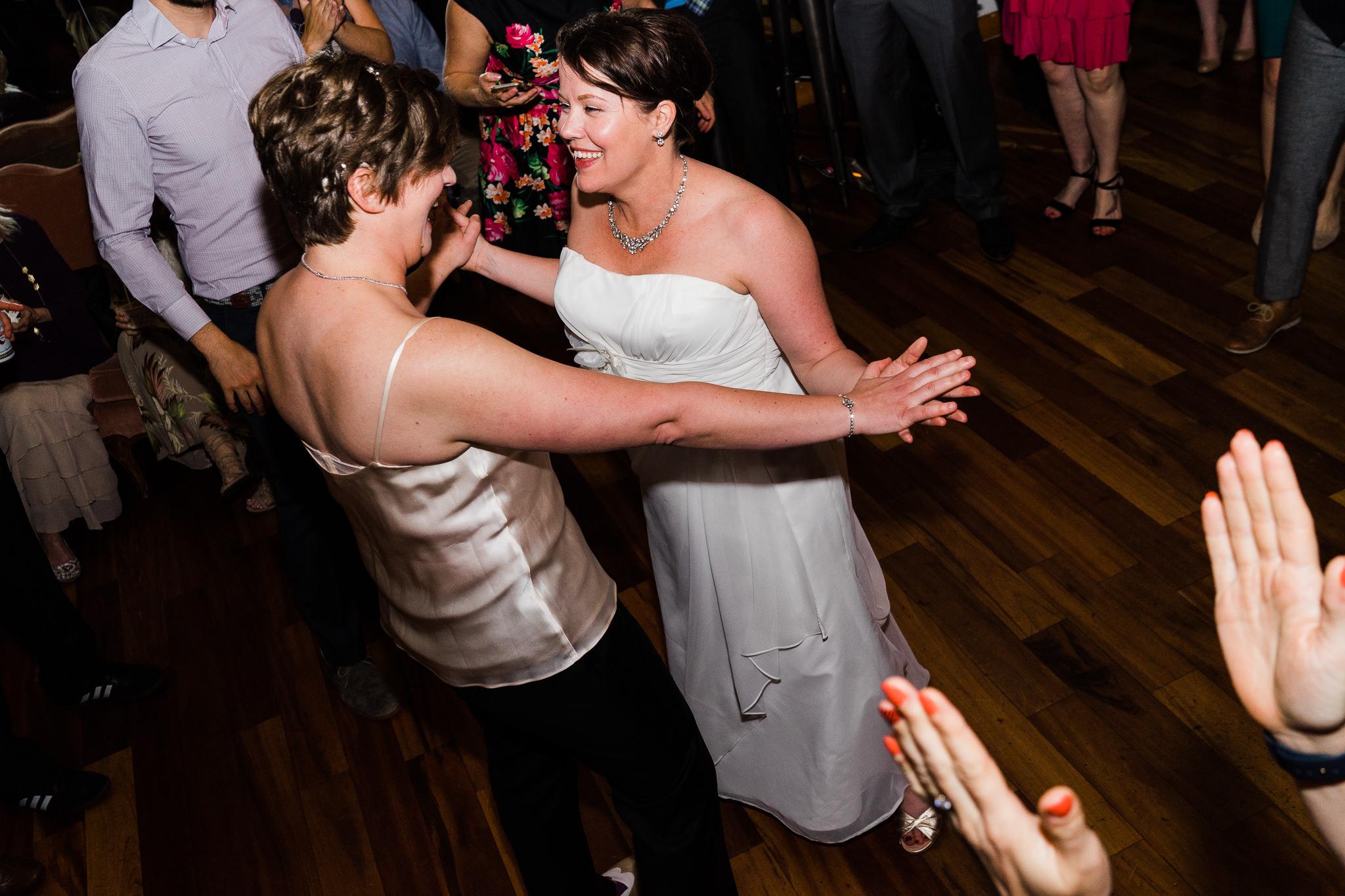 LGBQ Wedding Photographer Seattle Best of