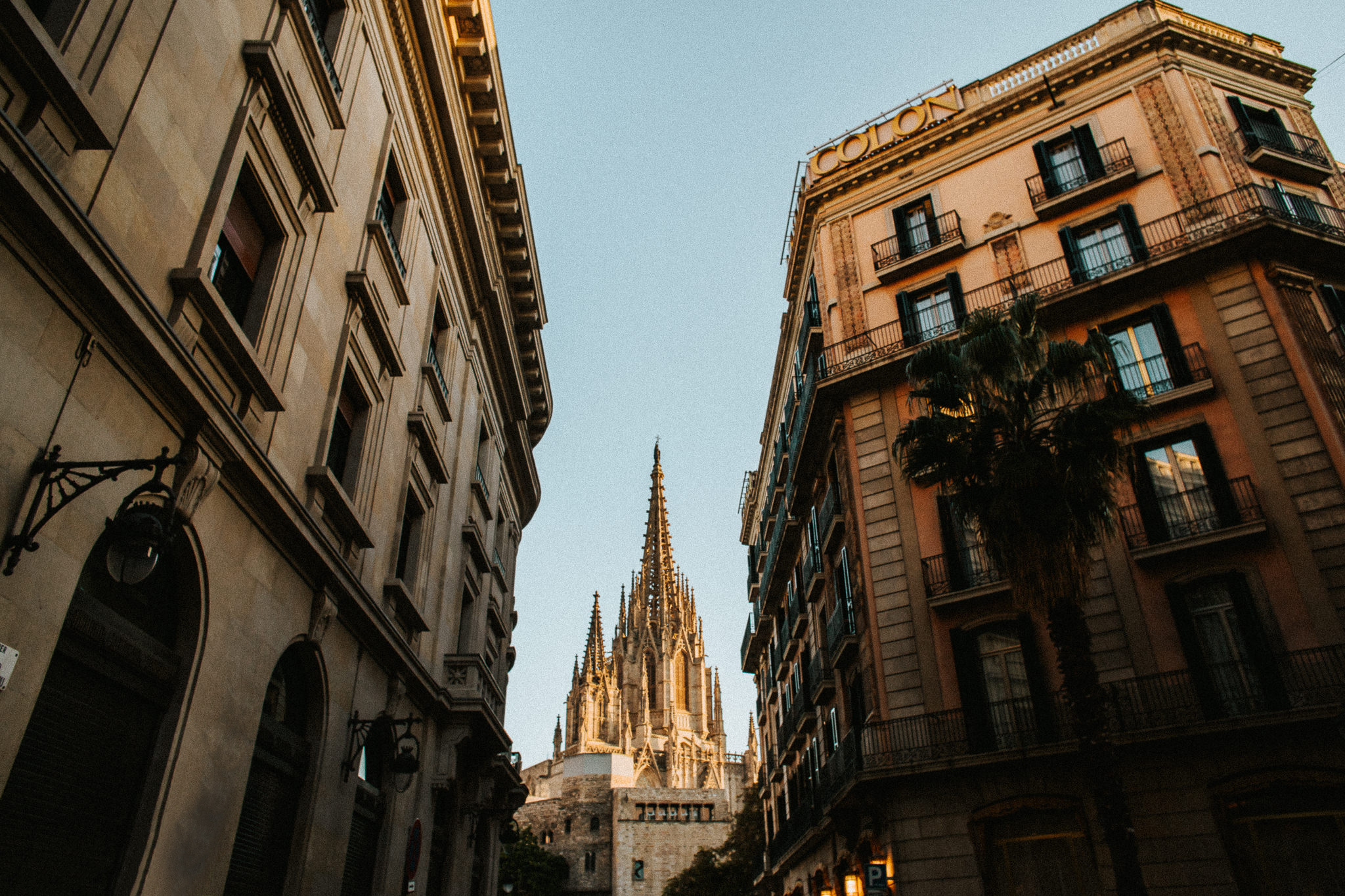 Barcelona Cathedral Church