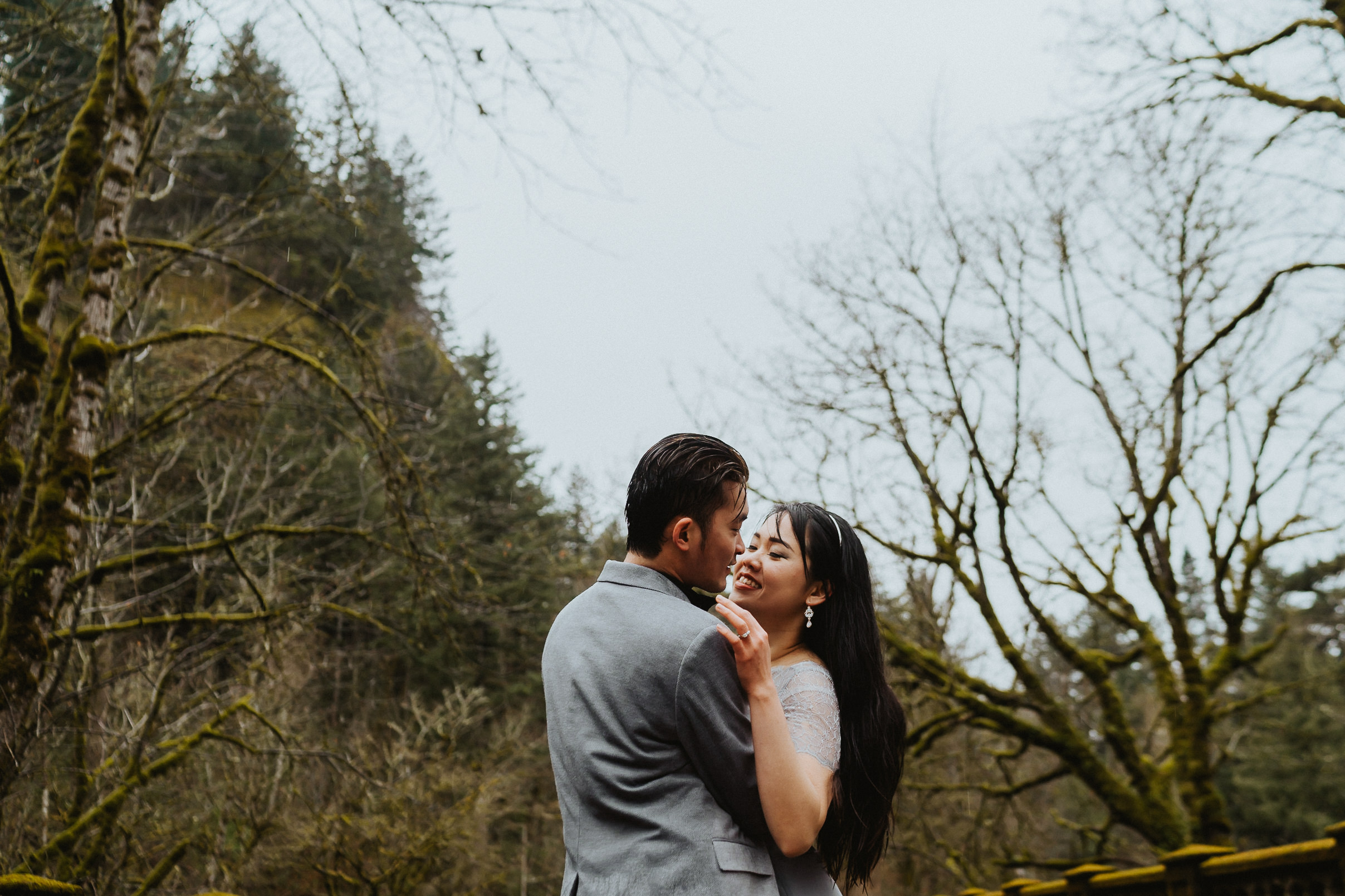 Top Ten Portland Engagement Photographer Alfred Tang
