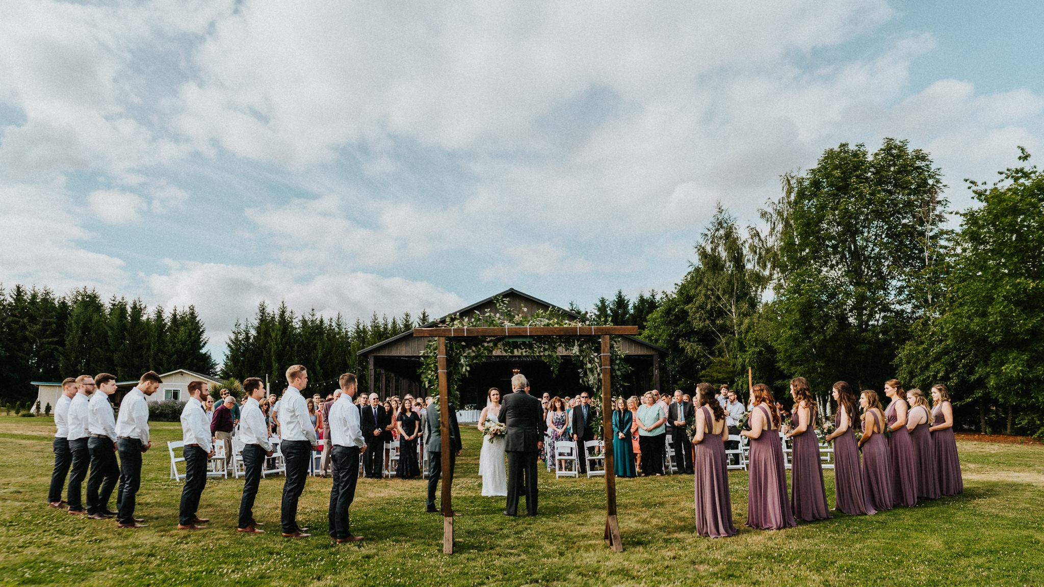 Water Oasis Wedding Venue Panorama Photographer