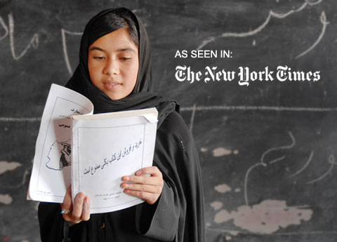 The opportunity of her life  When crisis forces families to make difficult decisions about schooling for their children, often it is young girls who are kept at home and denied a chance at a better life. In places like Afghanistan, Congo or Lebanon, including girls in schools is critical: educated girls become smart, strong women committed to leading their communities toward stability. In Afghanistan alone, we helped educate more than 13,000 girls in 2014. $58 can supply the tuition, books and other supplies a girl needs to attend school for a year.  - See more at:  http://gifts.rescue.org/product/education/year-school#sthash.rk2JyIq8.dpuf