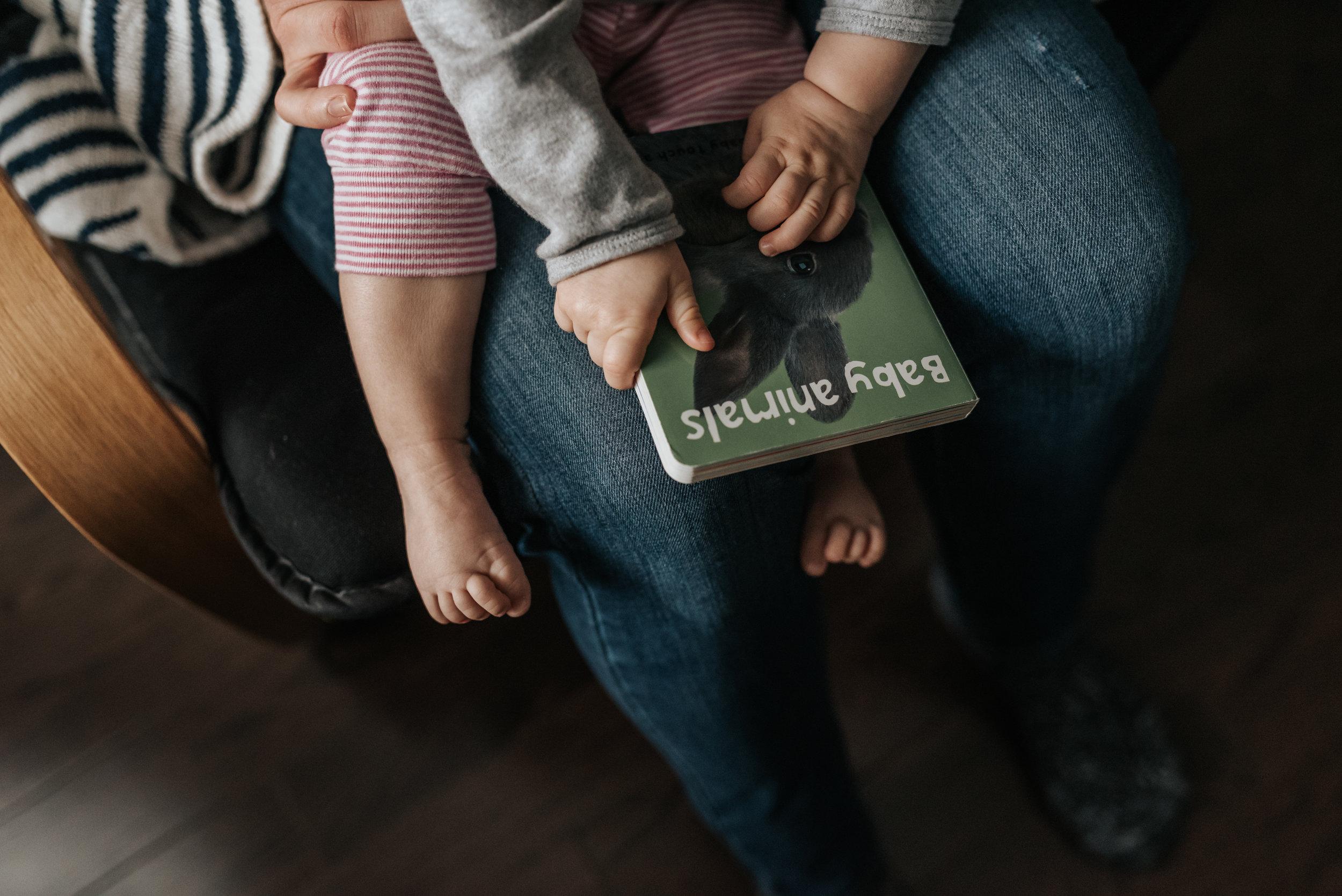 In-home Lifestyle Family Session Hamilton / GTA / Niagara