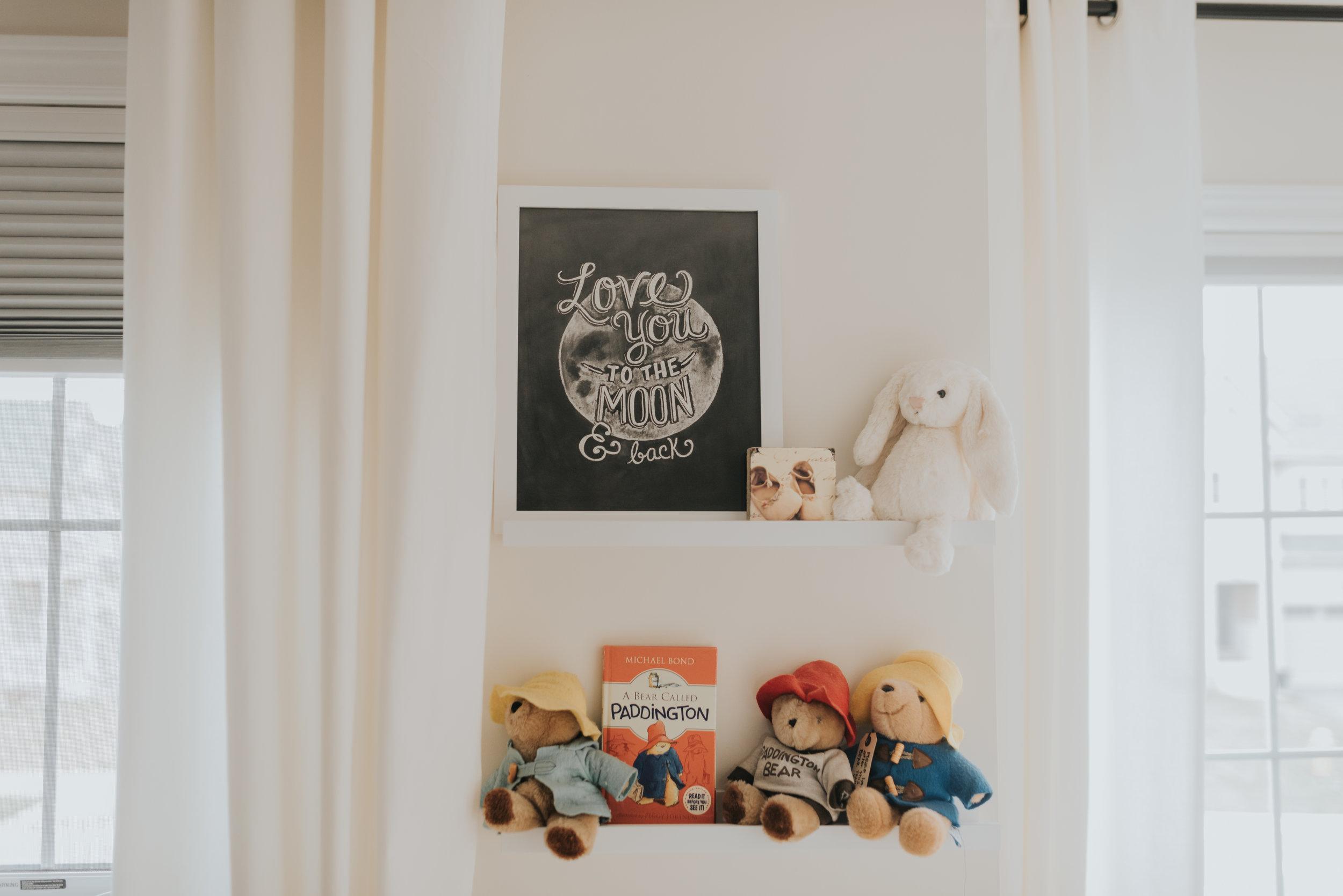 baby room decor newborn photographers