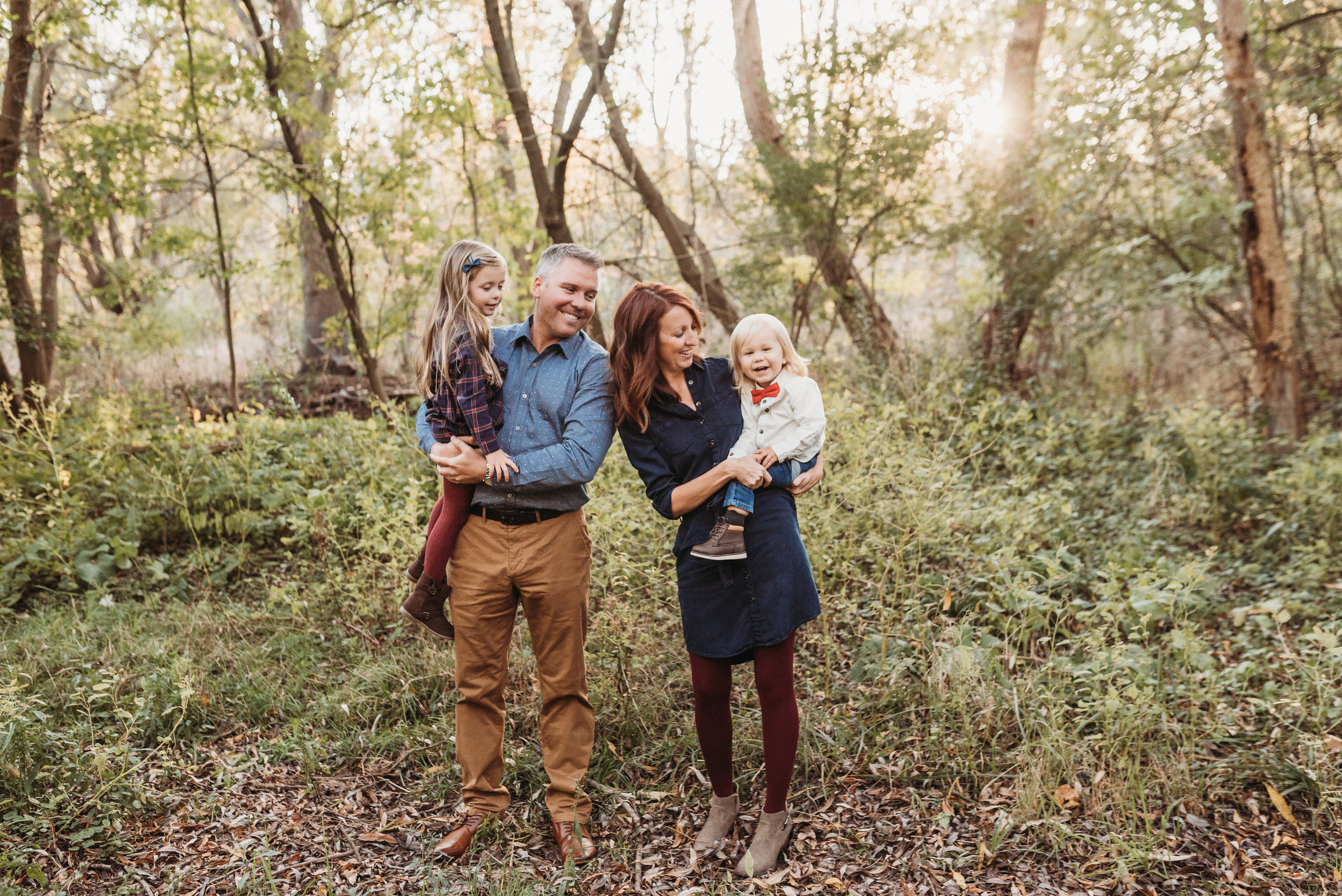 Fall Family Lifestyle Session Grimsby, Beamsville, Hamilton, Niagara