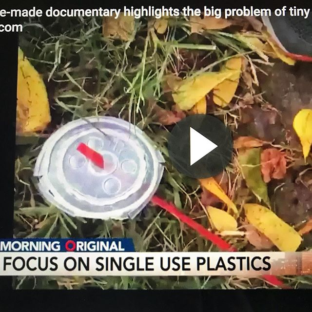 Thanks @wral in NC for featuring #strawsfilm, Director Linda Booker and @blockaderunnerbeachresort on today's Morning Original segment - now posted on WRAL.com. Also a terrific follow up interview with @keepdurhambeautiful about the impact STRAWS and their #skipthestrawdurm campaign with @dontwastedurham has had on #durhamnc restaurants and individuals. #refusesingleuse #planetorplastic #noplasticstraws
