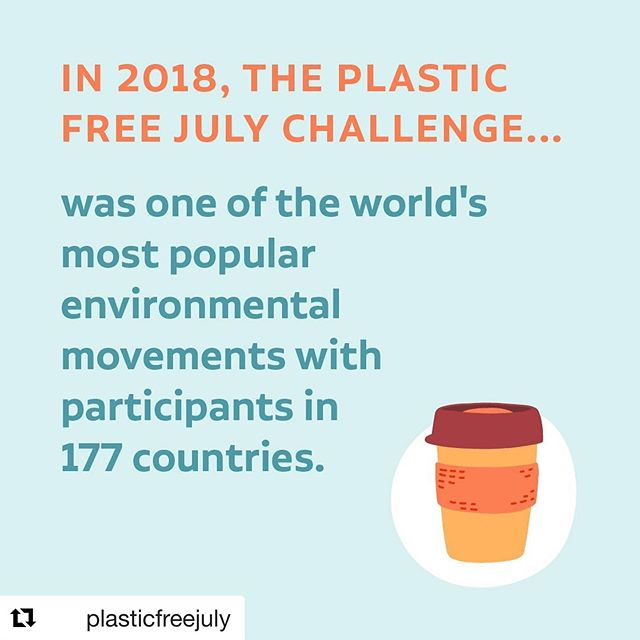 To celebrate @plasticfreejuly We're offering 25% off international screenings to inspire participation! Use promo code PFJULY at Vimeo.com/ondemand/strawsfilm for STRAWS with Spanish, French, Japanese, Croatian subtitles (streaming only) More language subtitles available, see link in bio 📽🌎🙏 ・・・ Last year the Plastic Free July challenge had an astounding number of participants across 177 countries. Swipe right to see some other fantastic statistics from the 2018 challenge.⠀ ⠀ This year, we're looking to increase our efforts — how will you get involved? Together we can make a difference and be a part of the solution. Ready to take the Plastic Free July challenge? Sign up at our website. Link in our bio.⠀ ⠀ #plasticfreejuly #plasticfree #choosetorefuse #statistics #impact #worldwithoutplastic #environmental