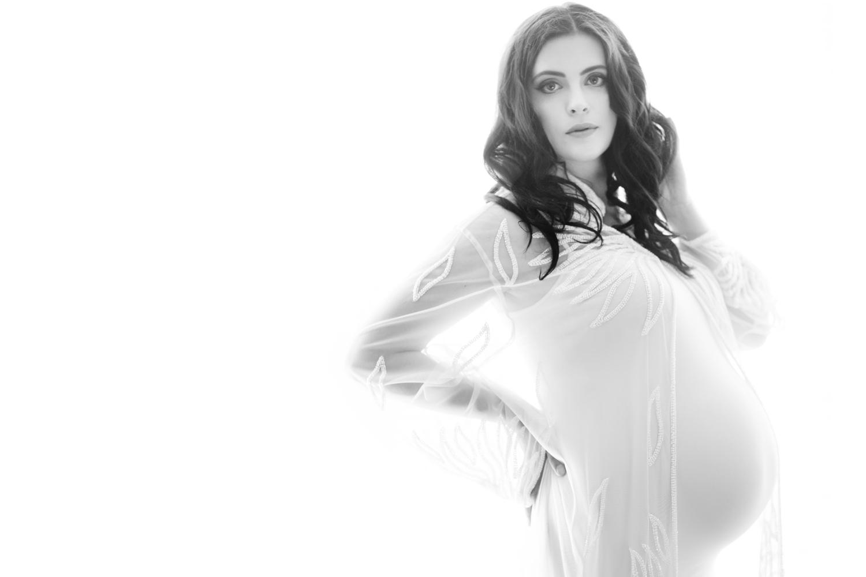 Beautiful Maternity Portrait Photographer Denver .jpg