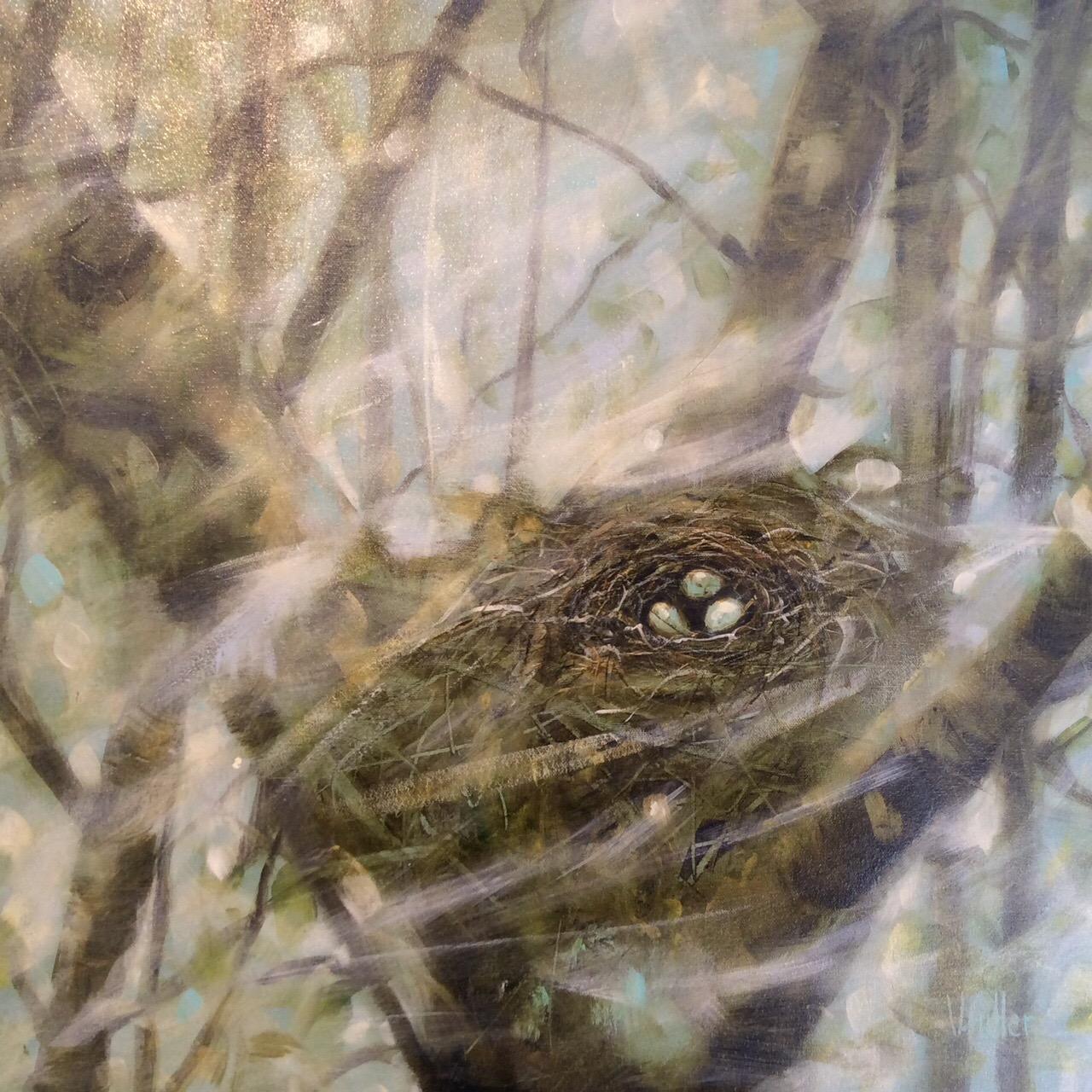 Nest 36 x 48 Sold