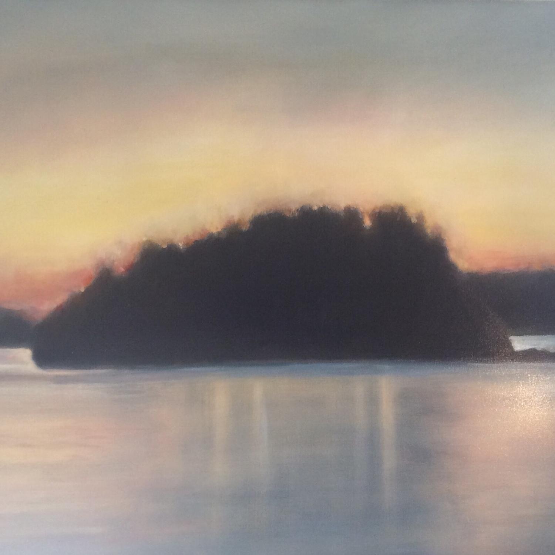 Ragged Island 36 x 48 Sold