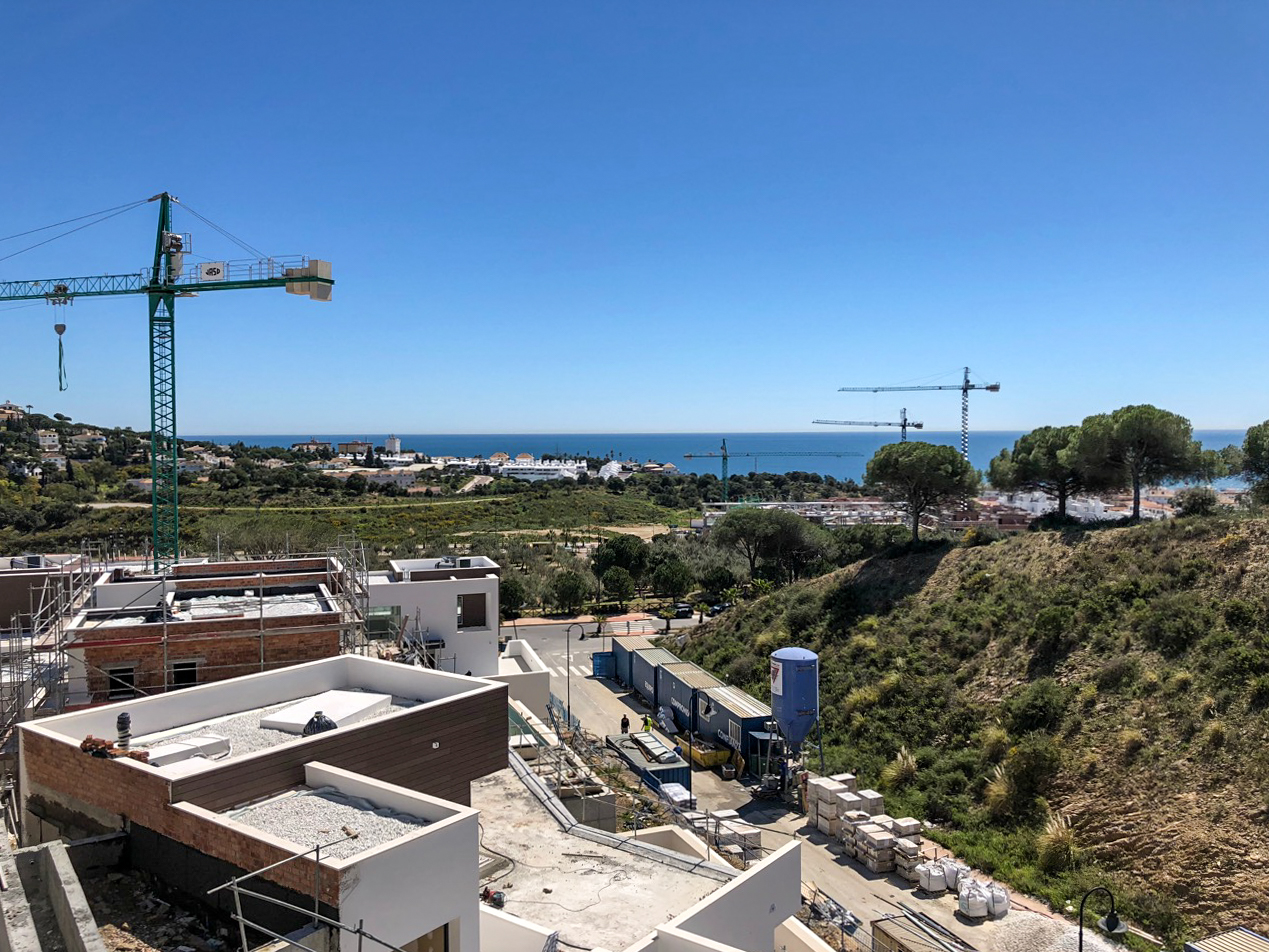 29/03/2018 The view from Villa 16