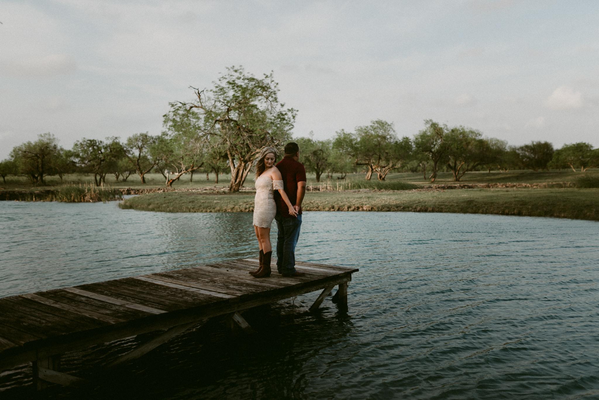 Intimate-Rustic-Bohemian-Engagement-Session-The-Ranch-at-San-Patricio-Corpus-Christi-Wedding-Photographer