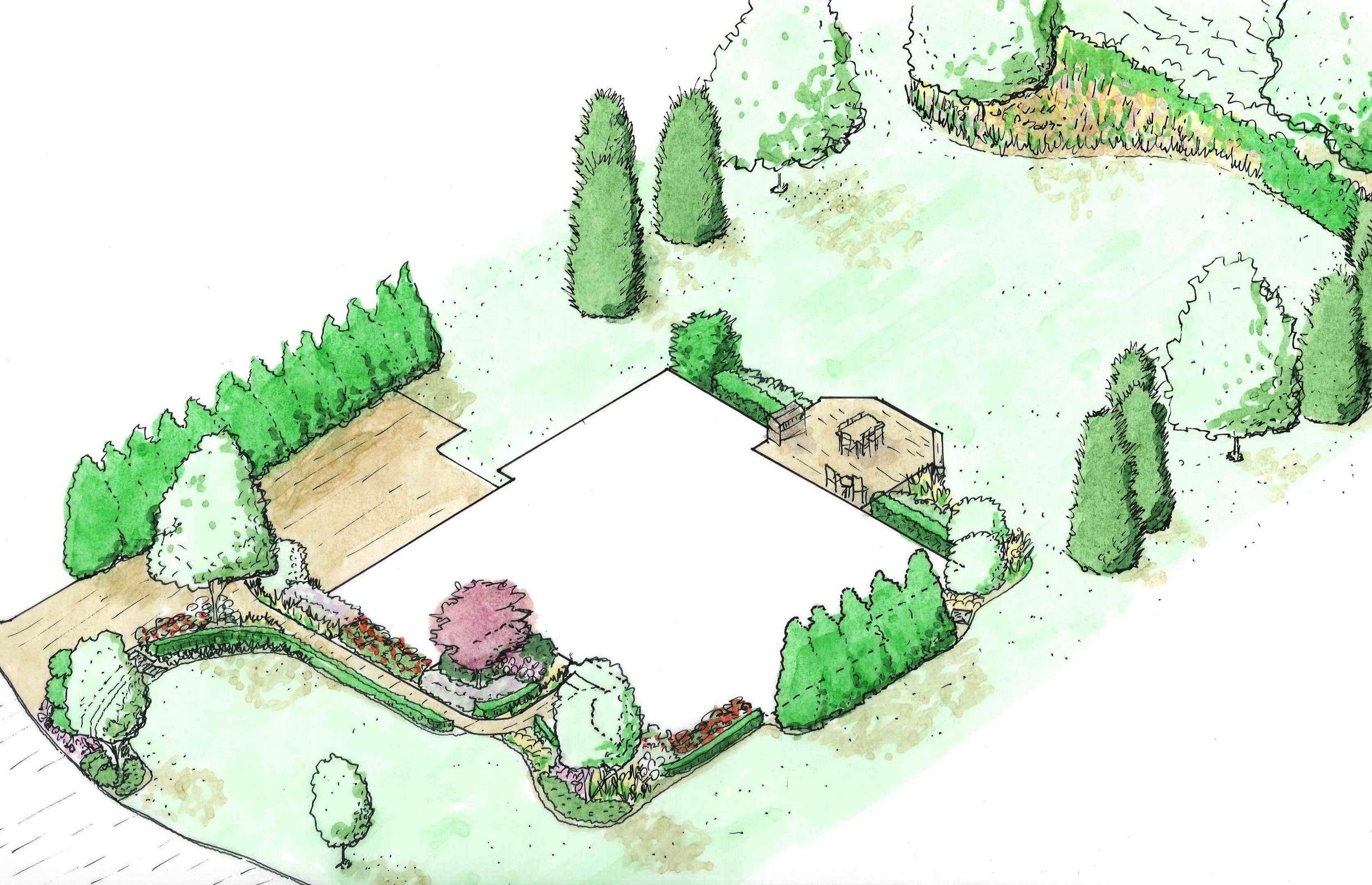 Backyard Color Landscape Plan Bird's Eye.JPG