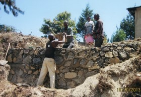 2013 - building a defensive wall against future floods