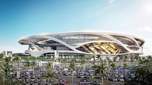 LA Futbol Stadium