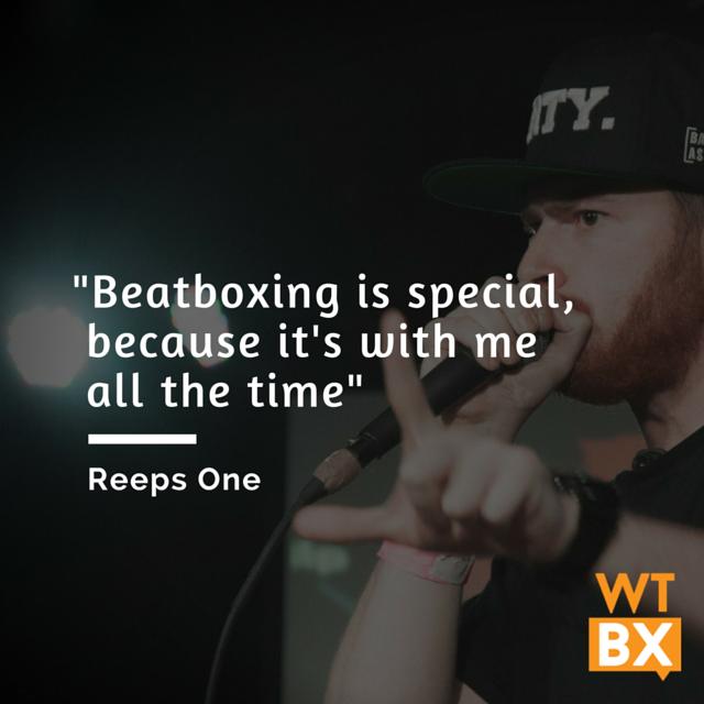 We Talk Beatbox — Jon Park