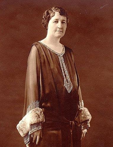 """""""Ma"""" Ferguson, first female governor of Texas"""
