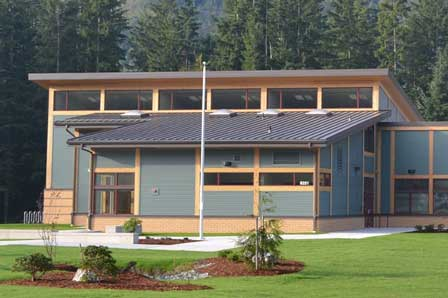 East Whatcom Resource Center , Columbia Valley Park & Recreation District