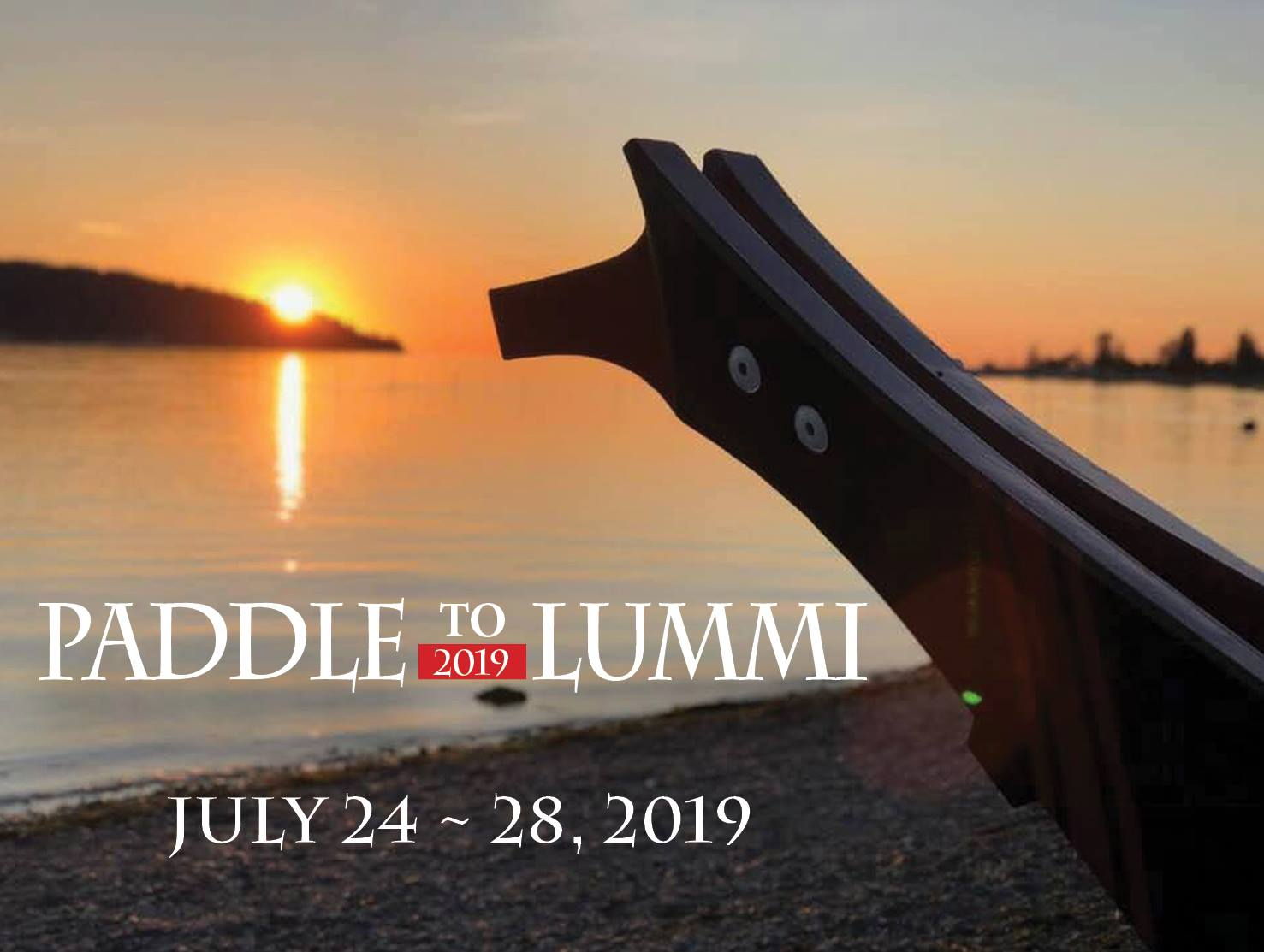 Facebook Event: Paddle to Lummi 2019