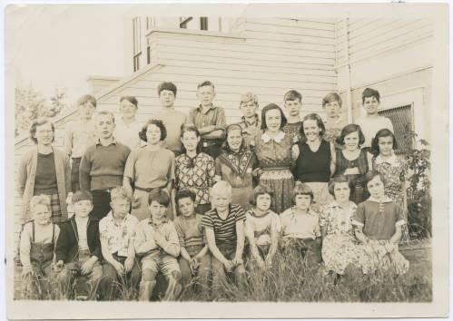 Beach School c. 1938