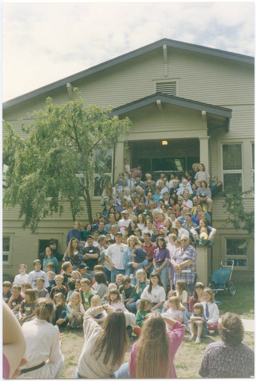 Beach School 75th reunion (1994)
