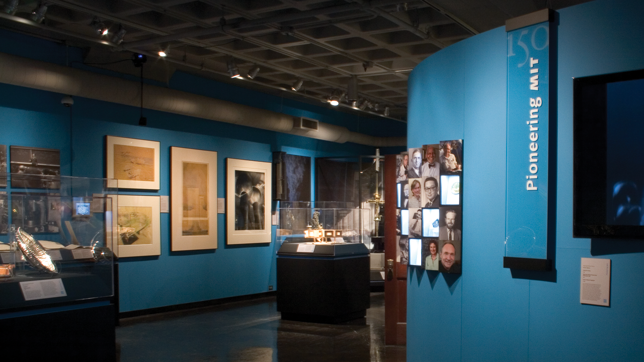 MIT150 Exhibition