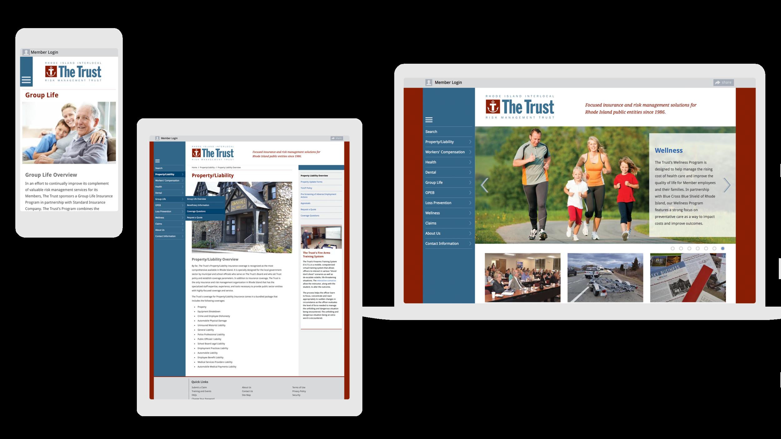 RI Interlocal Risk Management (The Trust)