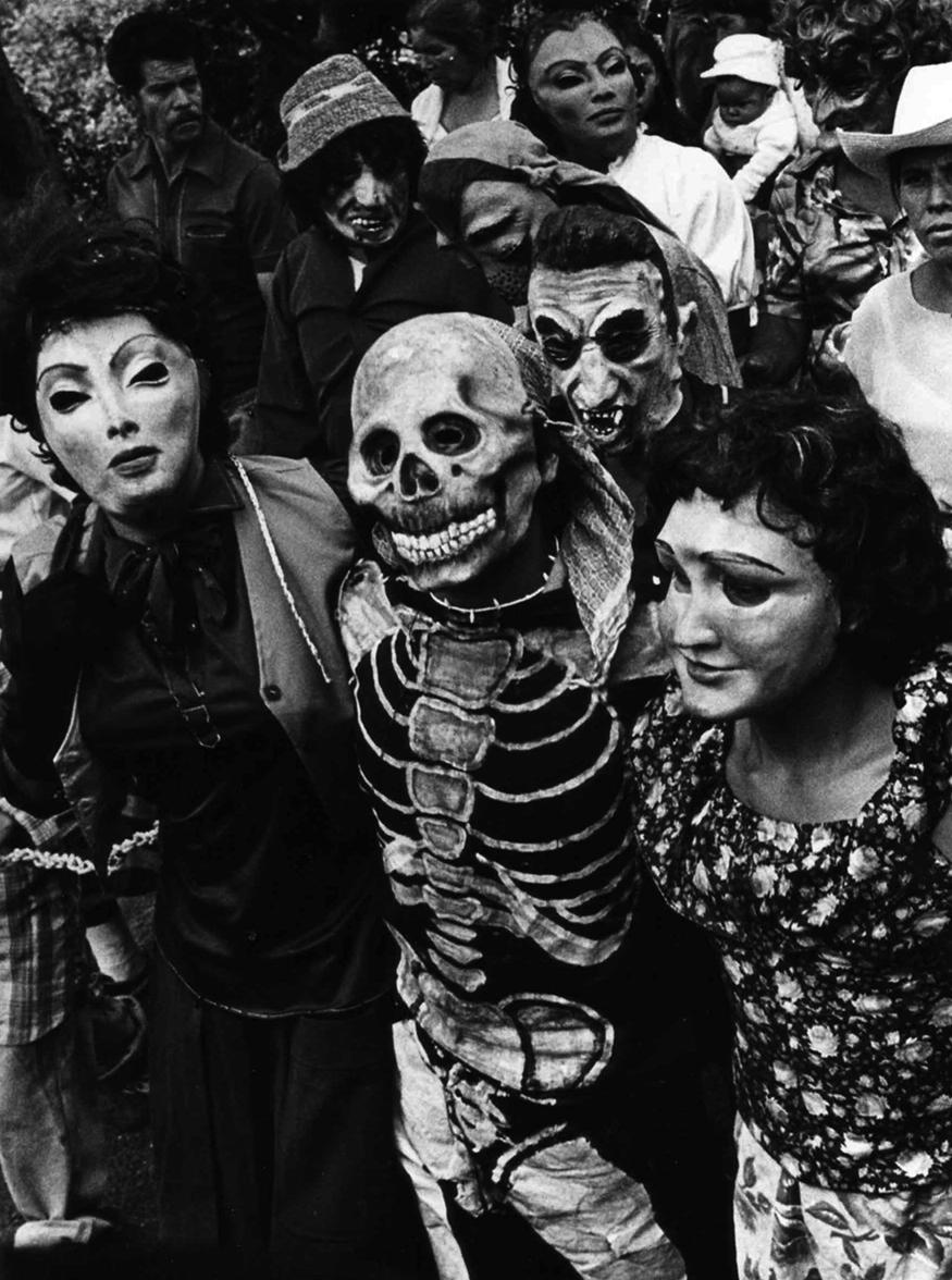 Graceila Iturbide,  Procesión, Chalma, Estado de Mexico/Chalma , 1984