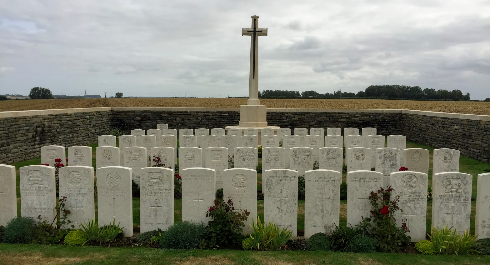 War Graves of Commonwealth soldiers