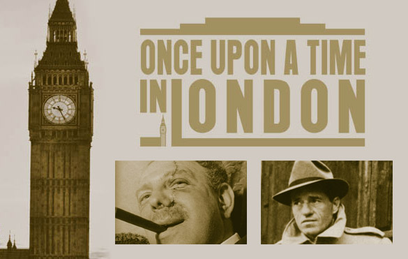 Once Upon A Time In London(2018)