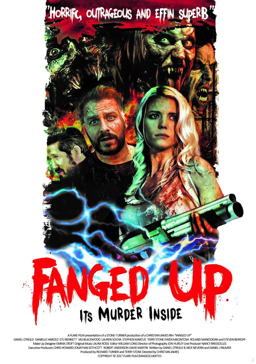 FANGED UP (2018)  - VISUAL EFFECTS