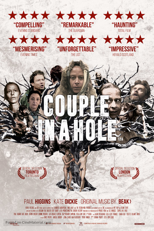 COUPLE IN A HOLE (2015)  - VISUAL EFFECTS