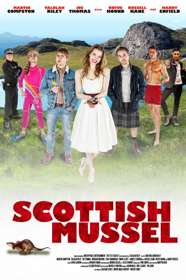 SCOTTISH MUSSEL (2015)  - VISUAL EFFECTS