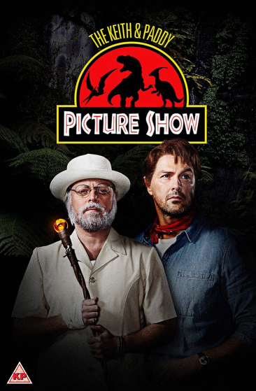 KEITH AND PADDY PICTURE SHOW - JURASSIC PARK(2018)  - VISUAL EFFECTS