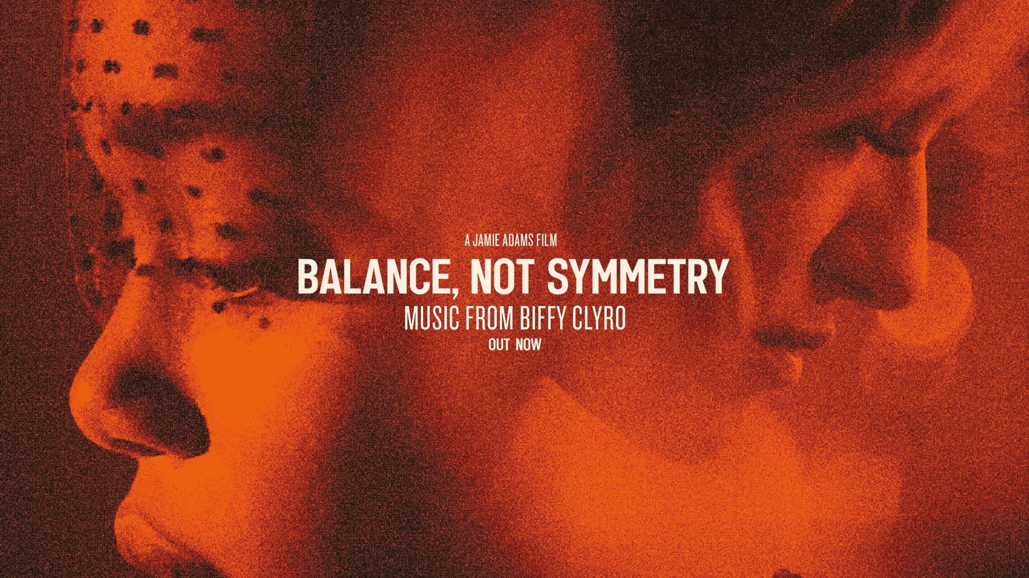 BALANCE, NOT SYMMETRY (2019) - VISUAL EFFECTS