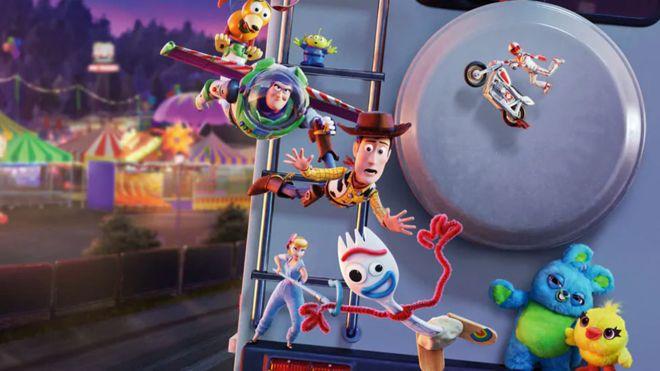 Image: Disney Pixar - Toy Story 4