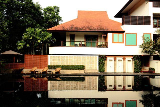 10 aPool at the Rati Lanna Chiang Mai 1.jpg
