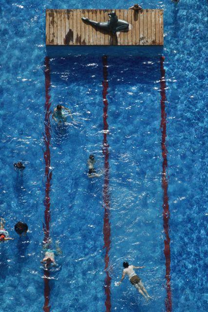 Pool at the Chatrium Bankok 2.jpg