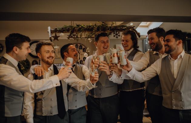 WINTER WEDDING LAKESIDE MARQUEE THORNTON MANOR-6.jpg