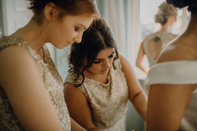 WINTER WEDDING LAKESIDE MARQUEE THORNTON MANOR-28.jpg