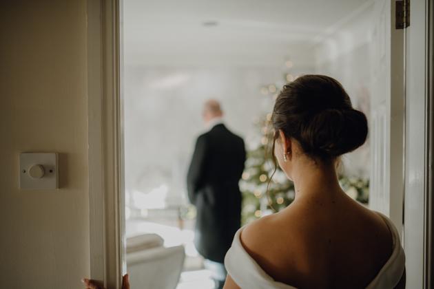 WINTER WEDDING LAKESIDE MARQUEE THORNTON MANOR-33.jpg