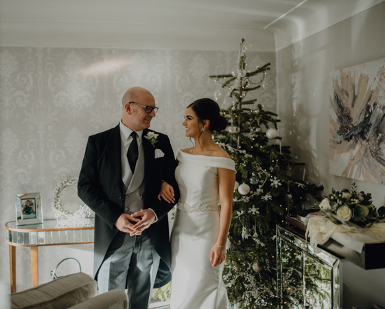 WINTER WEDDING LAKESIDE MARQUEE THORNTON MANOR-36.jpg