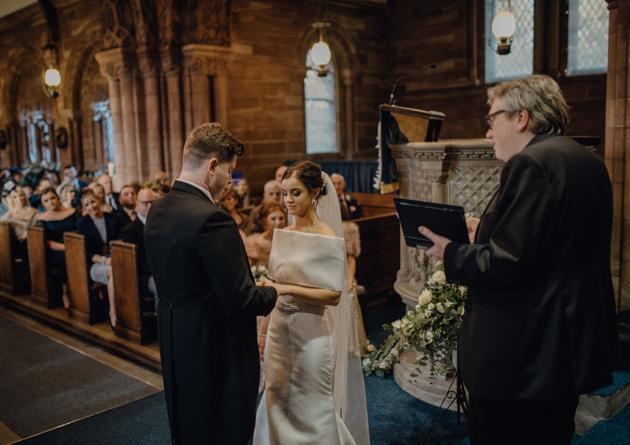 WINTER WEDDING LAKESIDE MARQUEE THORNTON MANOR-49.jpg