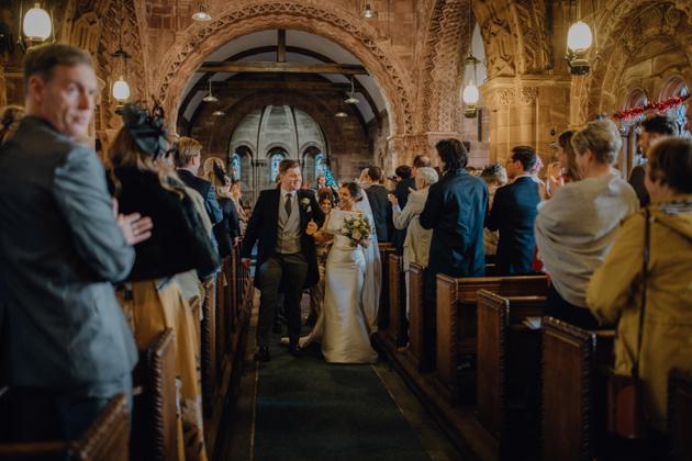 WINTER WEDDING LAKESIDE MARQUEE THORNTON MANOR-54.jpg