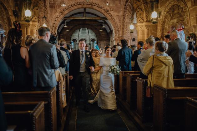 WINTER WEDDING LAKESIDE MARQUEE THORNTON MANOR-55.jpg
