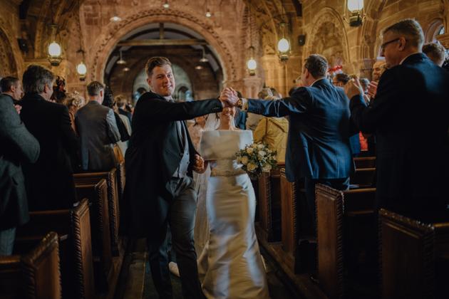 WINTER WEDDING LAKESIDE MARQUEE THORNTON MANOR-57.jpg