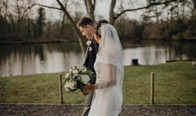 WINTER WEDDING LAKESIDE MARQUEE THORNTON MANOR-82.jpg