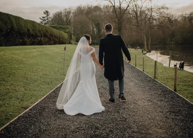 WINTER WEDDING LAKESIDE MARQUEE THORNTON MANOR-83.jpg