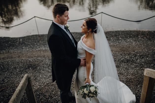 WINTER WEDDING LAKESIDE MARQUEE THORNTON MANOR-87.jpg